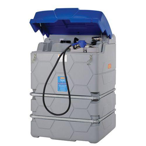 Estação de armazenamento AdBlue® Cube Outdoor - 1.500 e 2.500 L