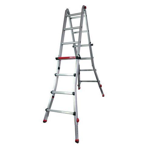 Escada dobrável Altrex Varitrex-Teleprof Flex