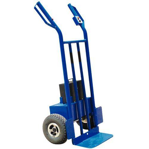 Transportador motorizado – capacidade de 300 kg