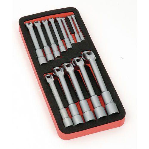 Módulo de espuma com 13 chaves de cachimbo 6x6