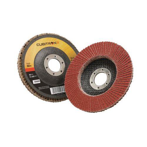 Disco de lamelas Cubitron II 967A bombeado