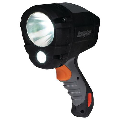 Holofote LED recarregável Hard Case Pro Spotlight – 550lm – Energizer