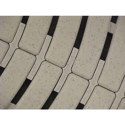 Clipe de união para piso gradeado standard
