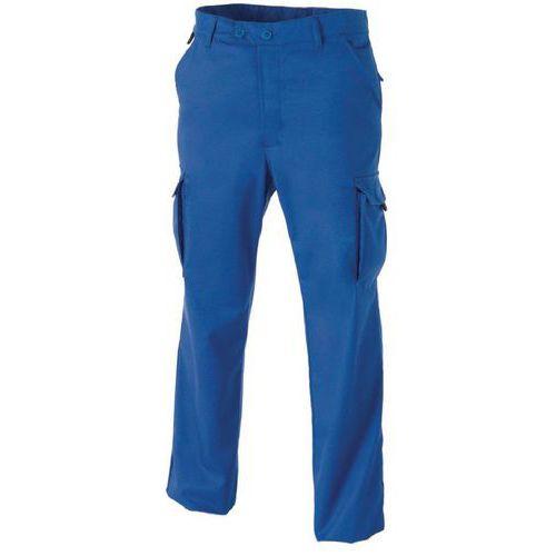 Pantalón de trabajo Optimax Barroud PC - Azul