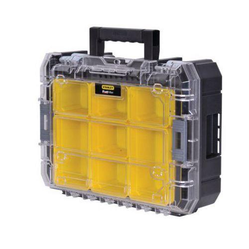 Maleta Pro-Stack organizadora com 7 compartimentos