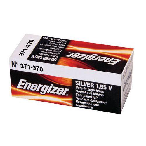 Pilha de óxido de prata para relógios – 370 – 371 – Energizer