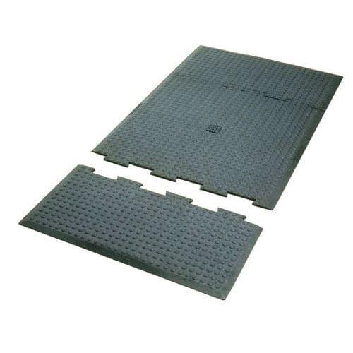 Placa antifadiga antiestática - Kit 3 módulos