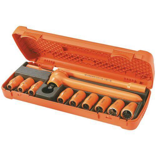 Composição de 12 ferramentas isoladas 1000 V série VSE