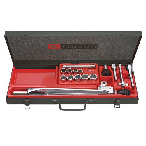 -S.205E - Composições modulares com chaves de caixa