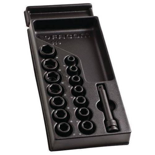 Módulo NS1 de chaves de caixa impacto 1/2