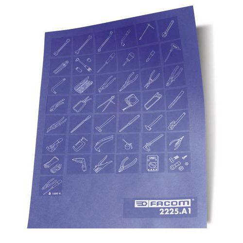 Folha de pictogramas