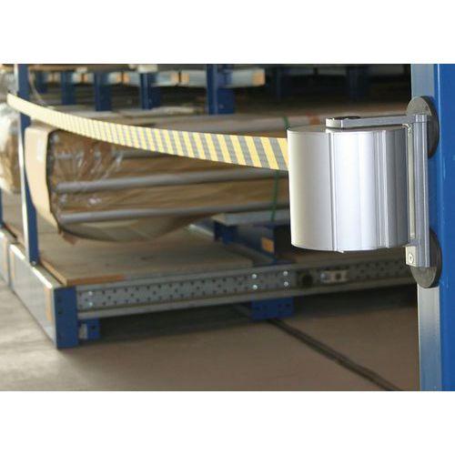 Caixa de parede magnética com correia 2XL - 12 m