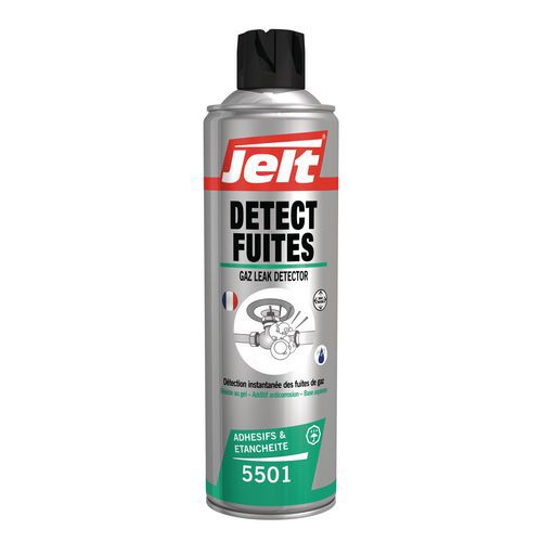 Detetor de fugas gasosas - Jelt