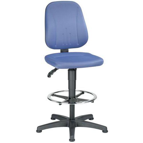 Cadeira de oficina alta Bimos Unitec – Ergonómica