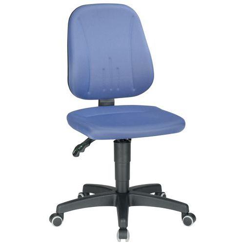 Cadeira de oficina baixa Bimos Unitec – Tecido