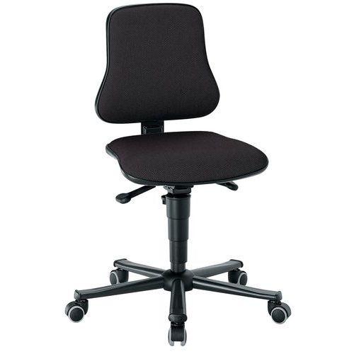 Cadeira de oficina baixa Bimos Solitec - Tecido
