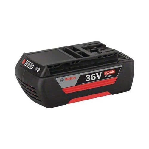 Bateria Bosch 36 V 1,3, 2 e 2,6 Ah