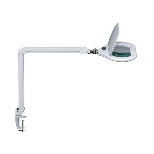 Candeeiro-lupa LED retangular com 1250 lm - Ampliação de 1,75X
