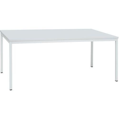 Mesa Basic-Line - Profundidade 100 cm - Manutan