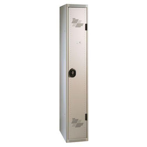 Cacifo Seamline® Éco – Coluna de 300mm de largura – Com base – Acial