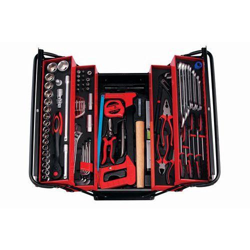 Caixa de ferramentas Agecom 93 peças