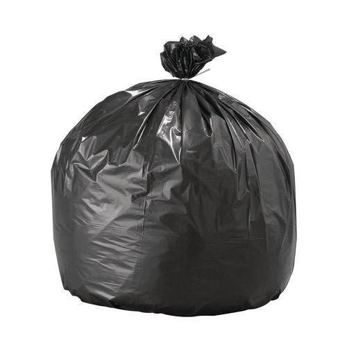 Saco de lixo preto – Supertène – Resíduos pesados – 100 a 130L