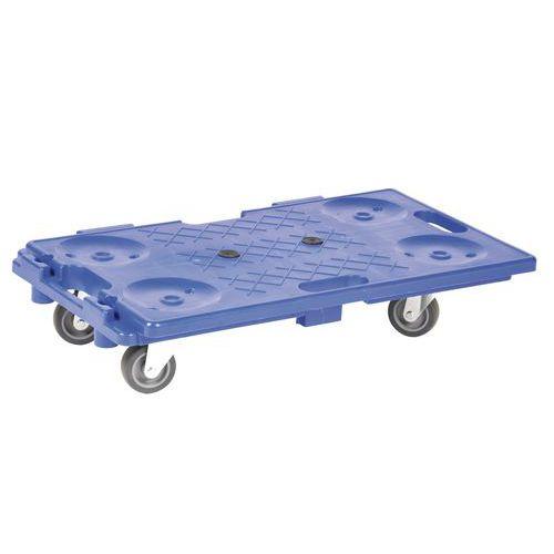 Plataforma móvel Easy - Capacidade de 150 kg
