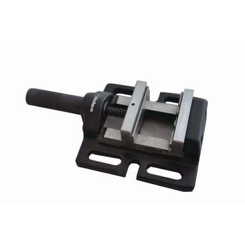 Torno de berbequim em ferro fundido especial - Maxila com largura de 80 a 120 mm