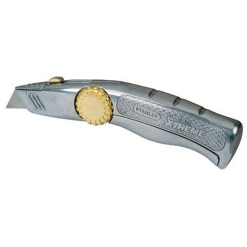 Faca de segurança com lâmina retrátil Titan Fatmax Pro