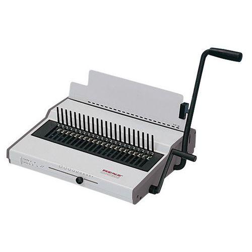 Perfuradora-encadernadora Renz - Combinette