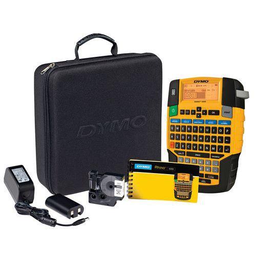 Kit etiquetadora Rhino 4200 DYMO
