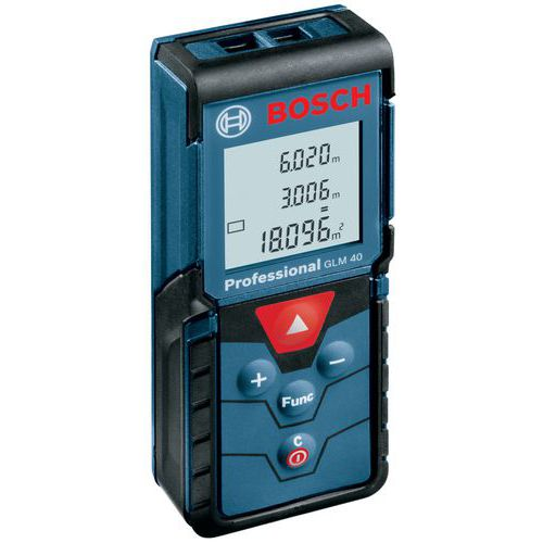 Telémetro GLM 40 - Bosch