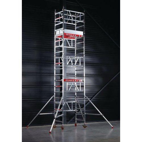 Andaime com rodas MI tower