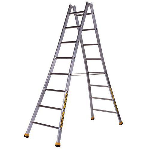 Escada dupla H