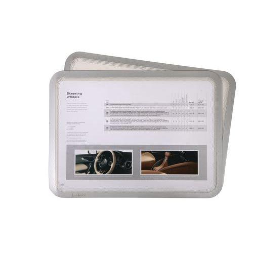 Quadro de exposição com bolsa magnética Magneto SOLO A3