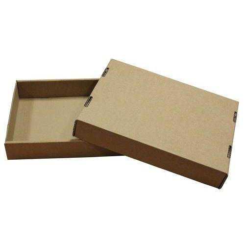 Caixa de cartão com tampa