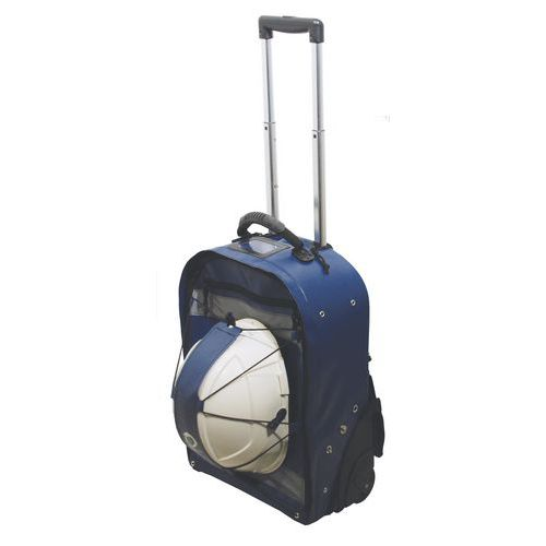 Mochila trolley porta-ferramentas e EPI