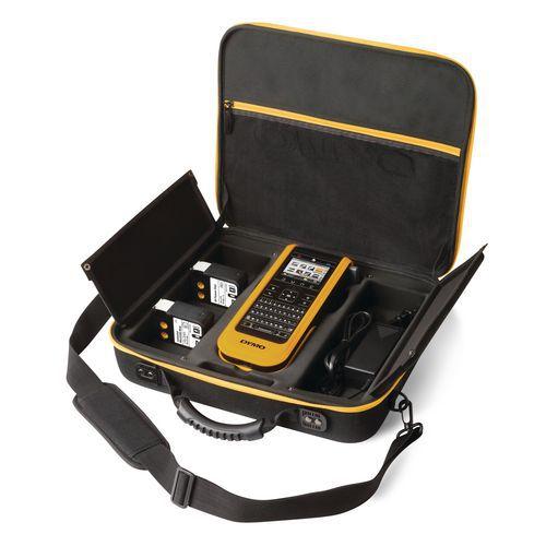 Kit de etiquetadora Dymo XTL 300 Qwerty