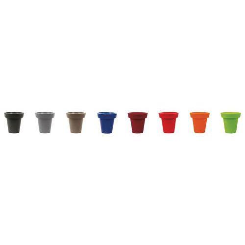 Vaso com design colorido - 760 l