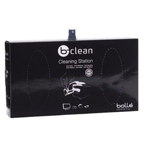 Kit distribuidor de toalhetes de limpeza para óculos