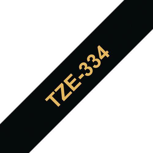 Fita Brother TZe - 3xx laminada