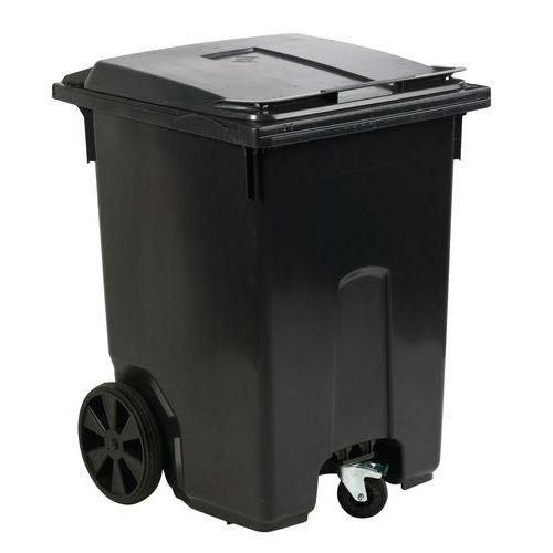 Separação de lixo para exterior