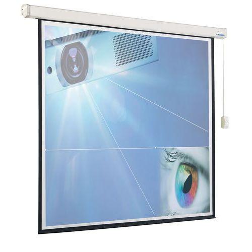 Ecrã de projeção elétrico – Smit Visual