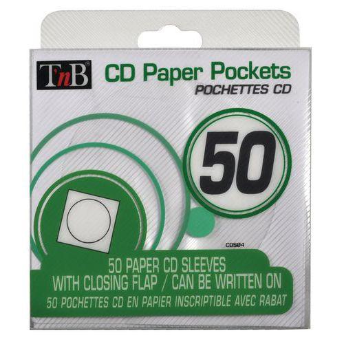 Bolsa de papel CD DESQ
