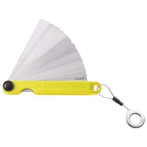 Apalpa-folgas métricos com extremidade redonda - SLS