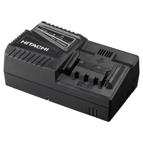 Carregador para bateria Hitachi Li-Ion 14,4 V e 18 V com calha