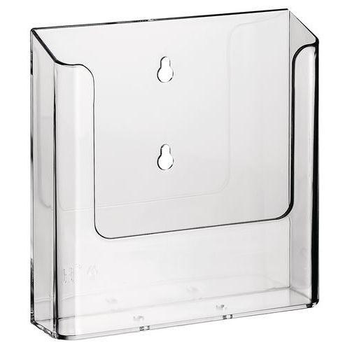 Expositor de parede ou de mesa de 1 caixa - Lote 2 un.