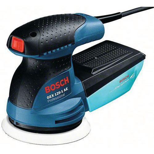 Lixadoras excêntricas GEX 125-1 AE – Bosch