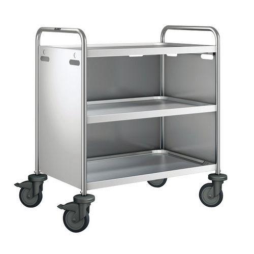 Revestimento para carro com 2/3 plataformas, capacidade de 200 kg