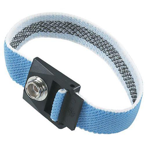 Bracelete de pulso ESD para ligar o funcionário à tomada de terra